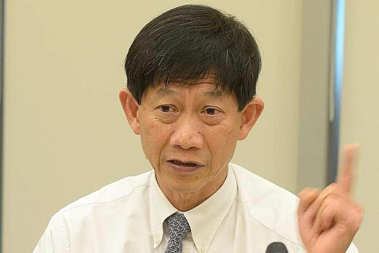 Dr Ang Chong Lye