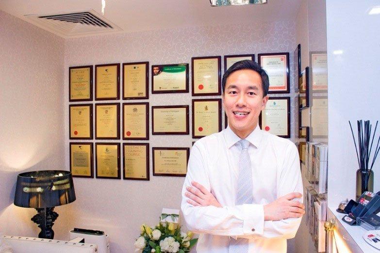 Dr Leo Kah Woon - Ubiqi