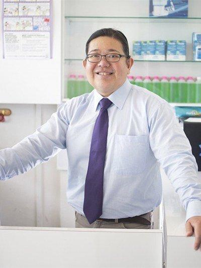 Dr Ng Keng Howe