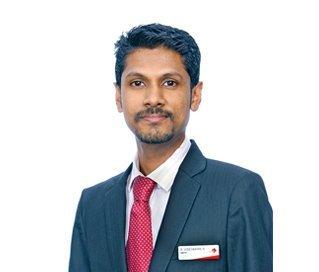 Dr Vigneswaran Nallathamby