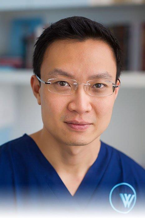 Dr Wong Chin Ho