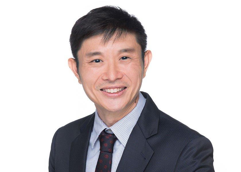 Dr Winston Tan