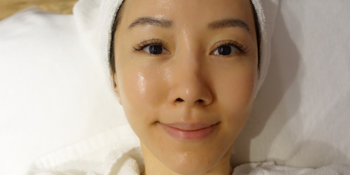 No filter needed after facial!