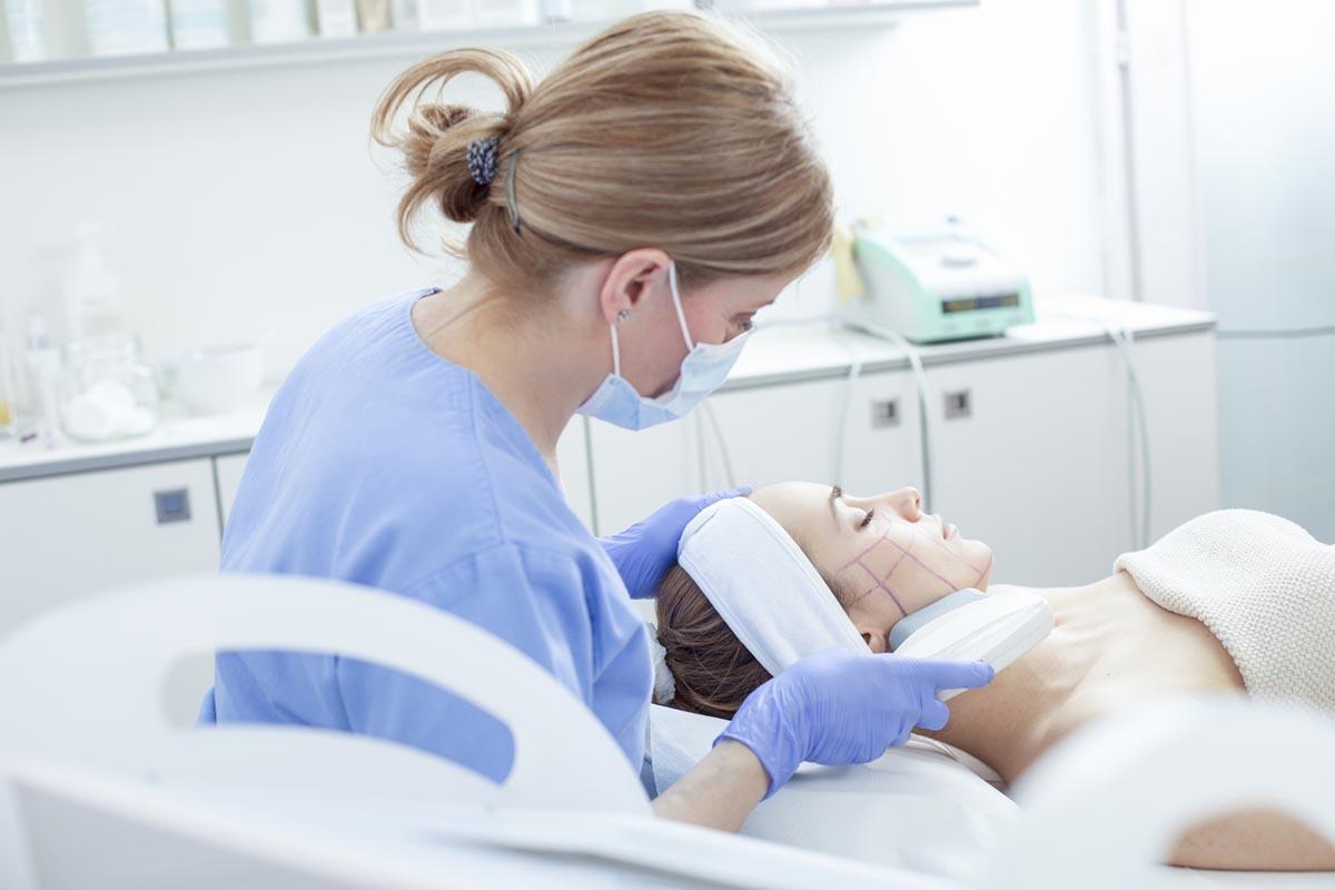Ultraformer Face Treatment