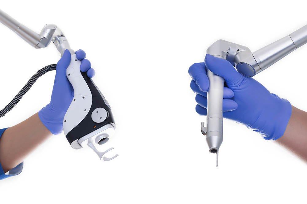 laser skin resurfacing machine