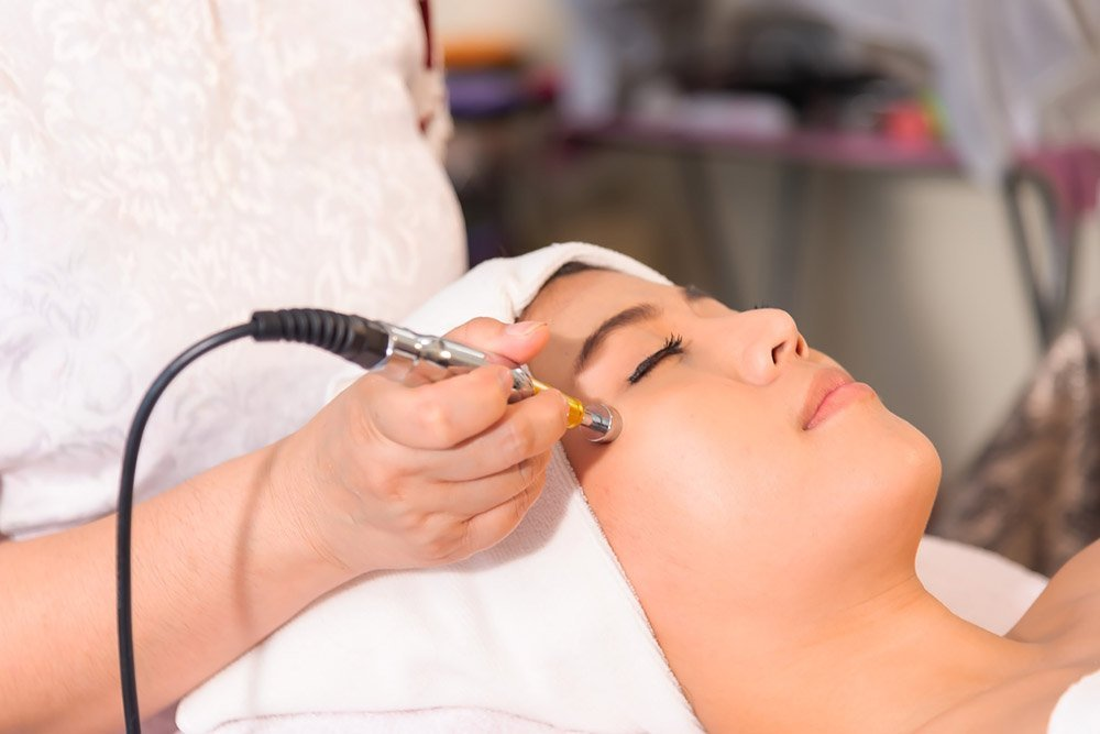 facial therapy treatment