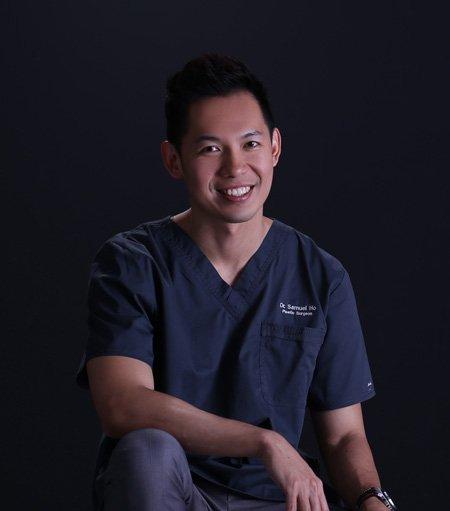 Dr Samuel Ho of Allure Plastic Surgery